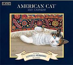 Lang American Cat 2021 Wall Calendar (21991001889)