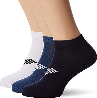 Men's 3 Pack Inside Socks, Multicoloured