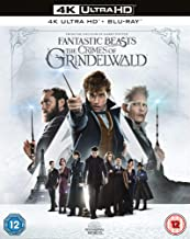 Fantastic Beasts and Where to Find Them 2 (4K UHD)