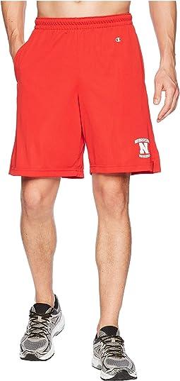 Champion College Nebraska Cornhuskers Mesh Shorts