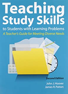 Teaching Study Skills to Students With Learning Problems: A Teacher's Guide for Meeting Diverse Needs