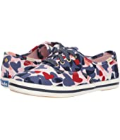Keds x kate spade new york Kids - Champion Heart (Little Kid/Big Kid)