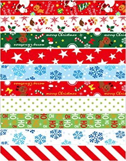 paper chain christmas decorations