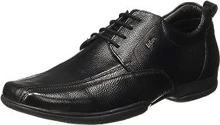 Lee Cooper Men's Lc1451eblack Leather Formal Shoes