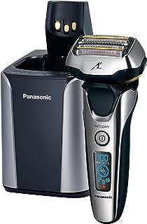 松下高级剃须刀 ES-LV9N,配有超柔软 3D 剃须刀头,男士电动剃须刀,温和的干湿两用剃须刀,适应脸部轮廓