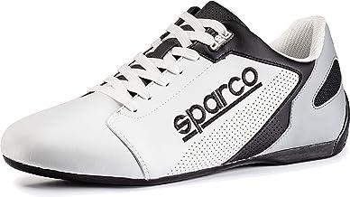 SPARCO (スパルコ)ドライビングシューズ SL-17 サイズ/42 カラー/WHITE/BLACK 00126342BINR