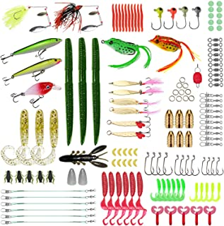 Best spinner lure setup Reviews