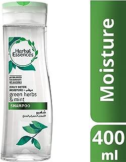 Herbal Essences Detox Moisture Green Herbs & Mint Shampoo 400ml