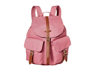 Herschel Supply Co. Dawson Small (Heather Rose) Backpack Bags