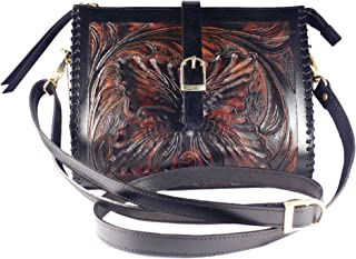 Handmade Genuine Crossbody Bag for Women, Leather Bag for Women