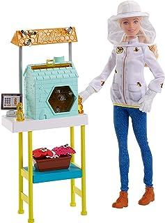 Barbie Beekeeper Playset, Multi-Colour, FRM17