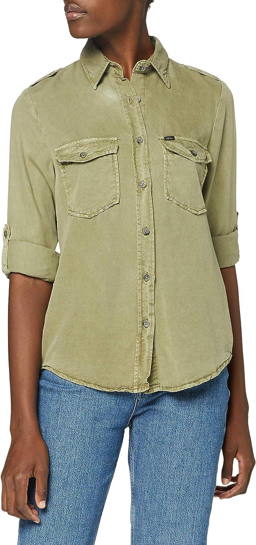 LTB Simele Camisa para Mujer: Amazon.es: Ropa y accesorios