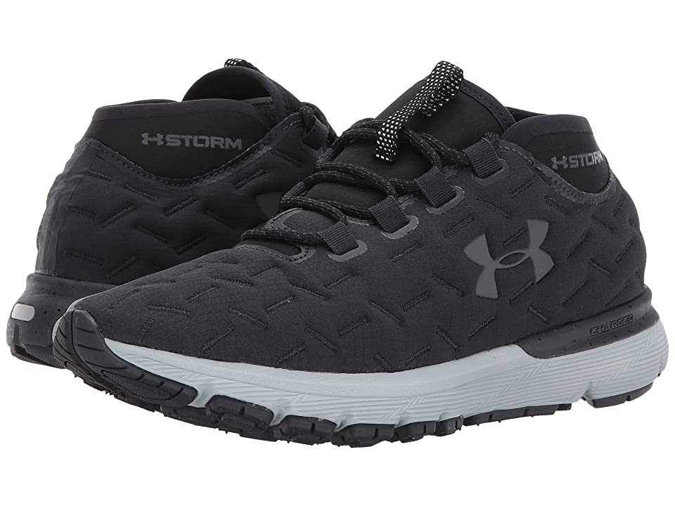 Under Armour Charged Reactor Run (Anthracite/Overcast Gray/Anthracite) Women