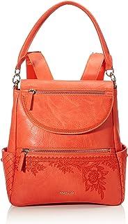 Desigual Damen PU Backpack MEDIUM, M