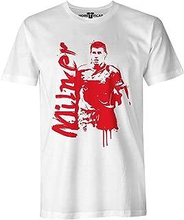 More T Vicar Men's Milner - Liverpool Football Club Player Fan Art T Shirt
