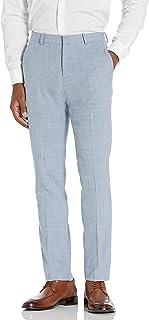 Perry Ellis Herren Solid Stretch Dress Pant Anzughose