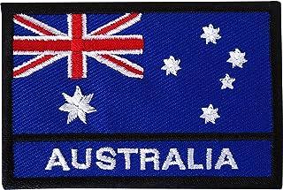 Ecusson patch badge imprime drapeau auqtralie tasmanie