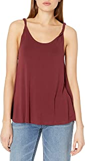 Volcom Junior's Twisted Time Loose Fitting Tank