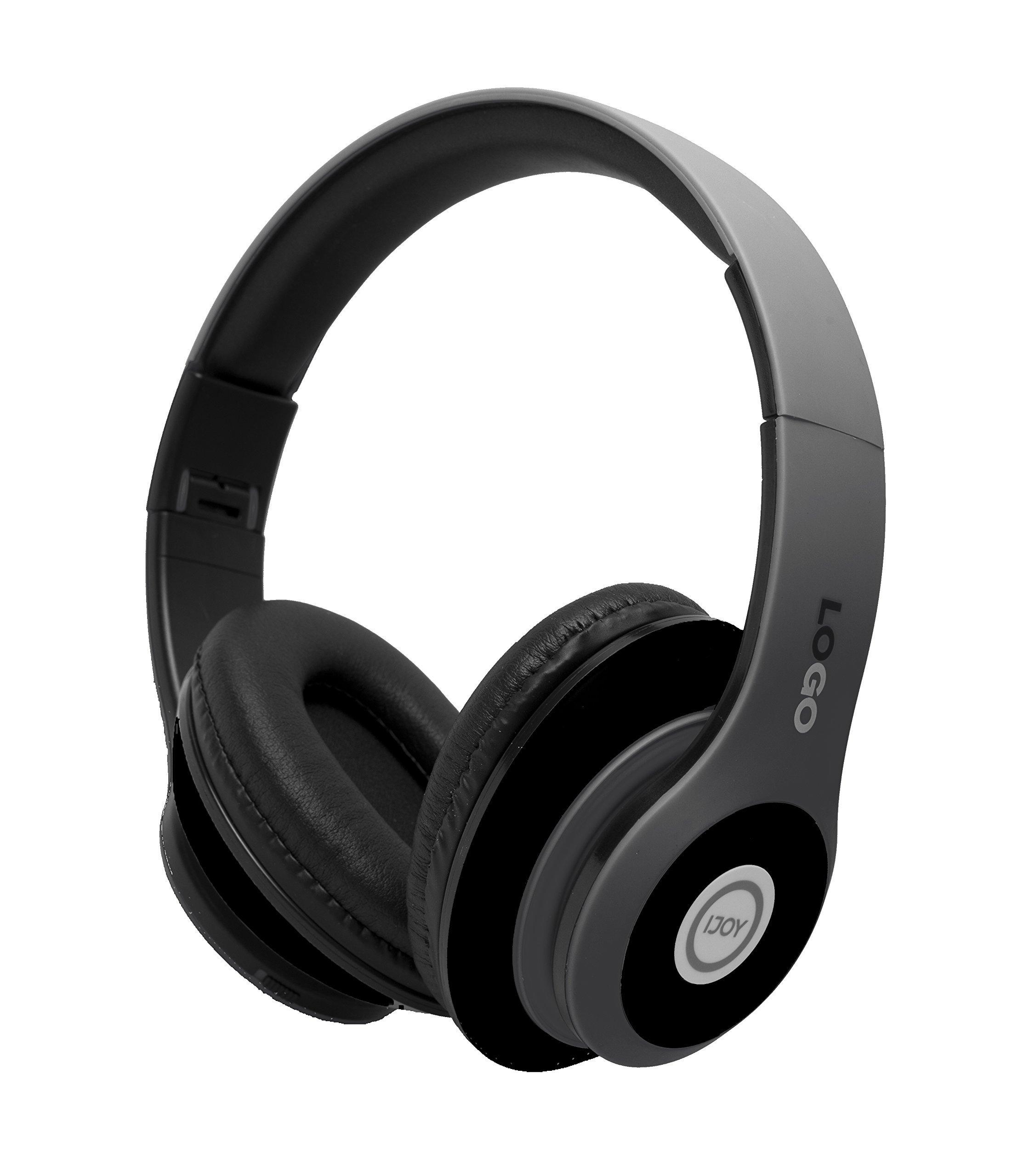 iJoy Rechargeable Wireless Headphones Bluetooth