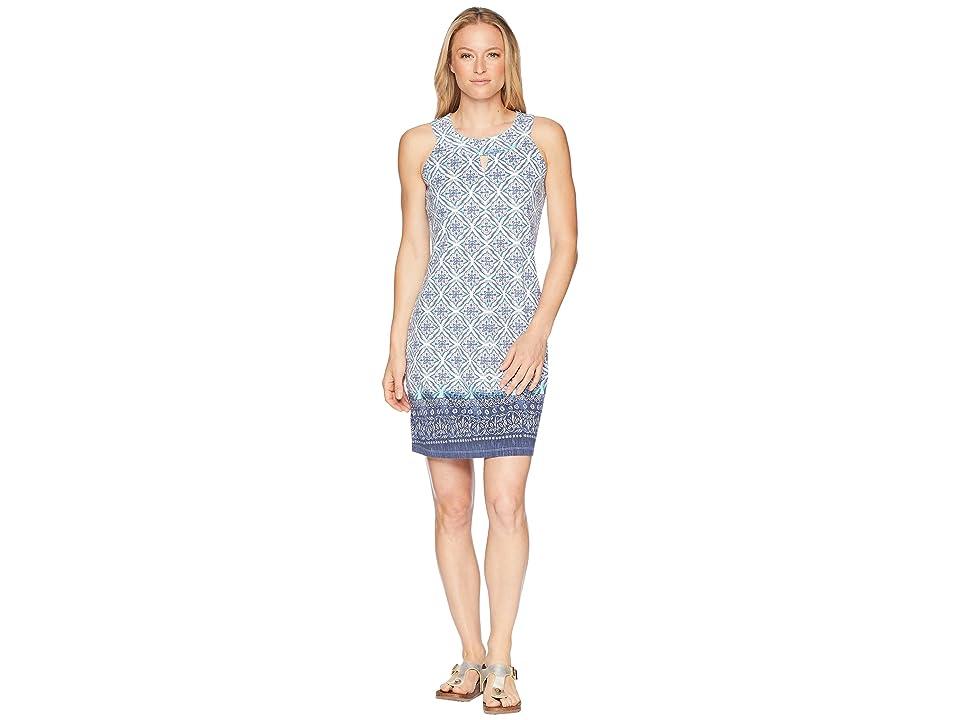 Aventura Clothing Ballari Dress (Blue Indigo) Women