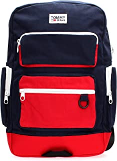 Tommy Jeans Explorer Pocket Backpack, Multicolor, AM0AM05542