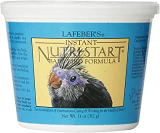 Lafeber'S Nutri-Start Hand Feeding Formula For Baby Birds 11-Ounce Tub