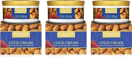 Vaadi Herbals Cold Cream, 150g (Pack of 3)