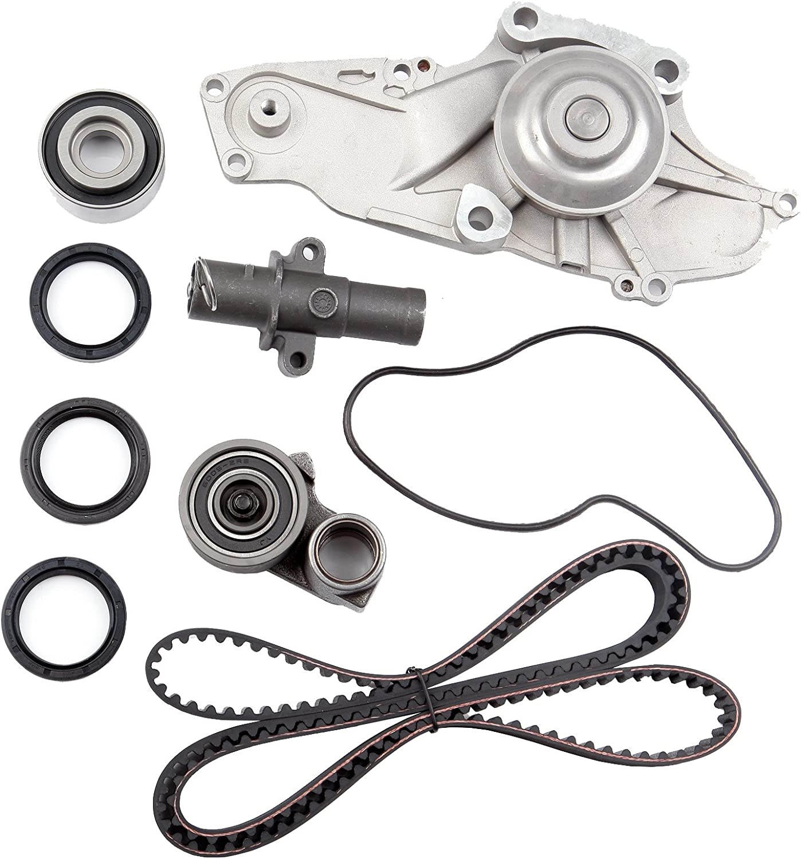 CCIYU Timing Belt Water Pump kit 新作販売 200 毎日がバーゲンセール MDX 2003-2018 RDX for Acura