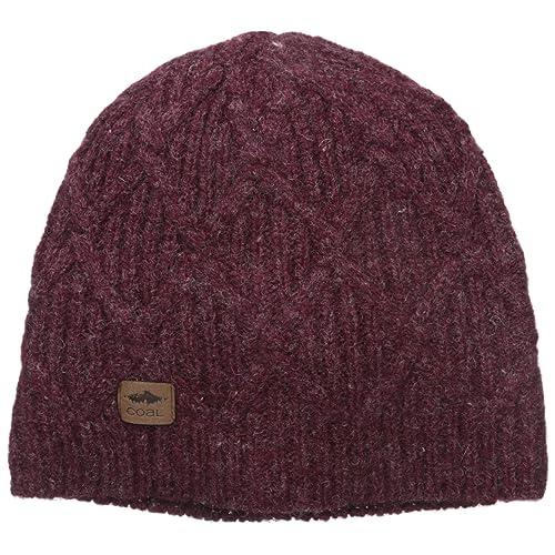 4f78bc0782e Coal Men s The Yukon Chunky Knit Warm Beanie Hat