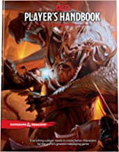 Bundle: Dungeons & Dragons - Player's Handbook with Chessex Dice Bag (5th Edition)