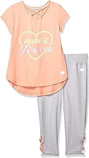 Marika 女童 Capri 套装,带头带