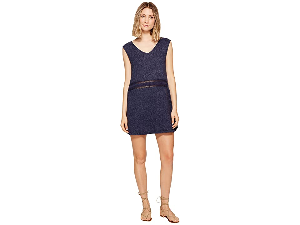 Roxy Tables Turns Dress (Dress Blues) Women
