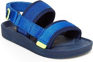Carter's Kids Tango Boy's Mesh Sandal with Double Adjustable Straps