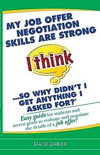 strong negotiation skills