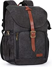 BAGSMART Camera Backpack, Anti-Theft DSLR SLR Camera Bag...
