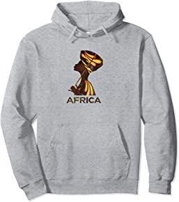 Africa Pullover Hoodie for Women