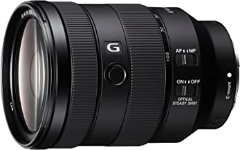 Sony SEL24105G.SYX - Objetivo para cámara Sony montura E, color negro
