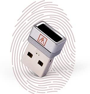 AuthenTrend 指紋認証キー ATKey.Hello USB Windows Hello 機能対応 FIDO U2F認定
