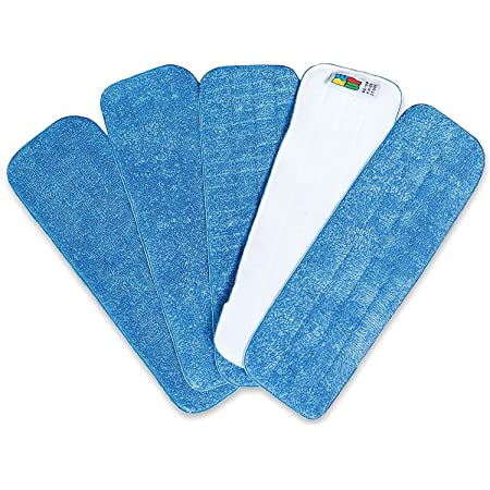 Household Mop Replacement Head Spray Mop Pads Fit For Vileda Spray 1//2 Mops N8R1