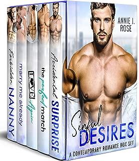 Sinful Desires: A Contemporary Romance Box Set