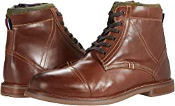 Leon Cap Toe Boots