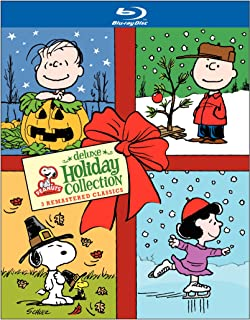 Peanuts Holiday Collection (It's the Great Pumpkin, Charlie Brown / A Charlie Brown Thanksgiving / A Charlie Brown Christmas)
