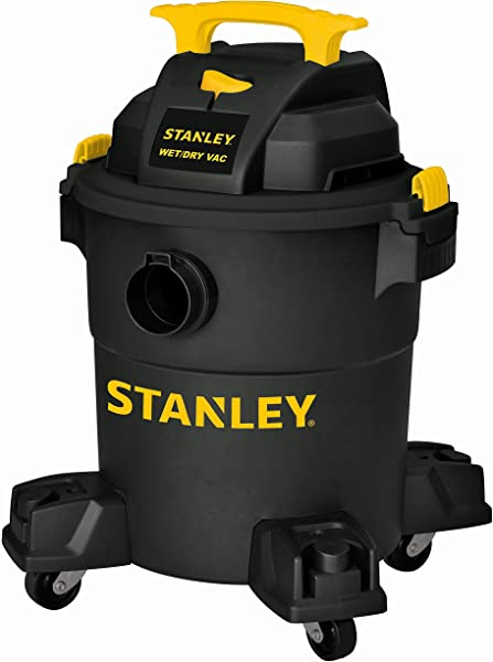 Stanley Wet Dry Vacuum 6 Gallon 4 Horsepower
