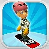 フリースタイルスノーボーダー:エクストリーム3Dスノーボードゲーム - 無料版
