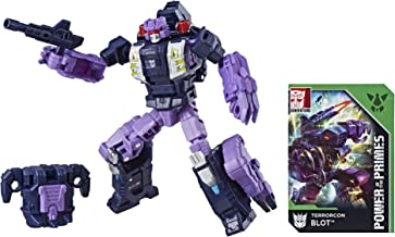 Transformers Generations Power of the Primes Deluxe Class Terrorcon Blot