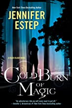 Cold Burn of Magic (Black Blade Book 1)