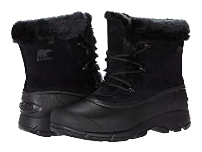 SOREL Snow Angel Lace (Black) Women