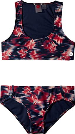 Roxy Kids - Tropi Sporty Athletic Set (Big Kids)
