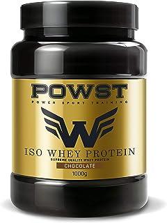 POWST Premium Quality Whey-Isolate Proteína Chocolate 1000g.
