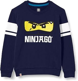 LEGO Mwc-Sweatshirt Ninjago Sudadera Niños
